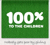 100% to the Children