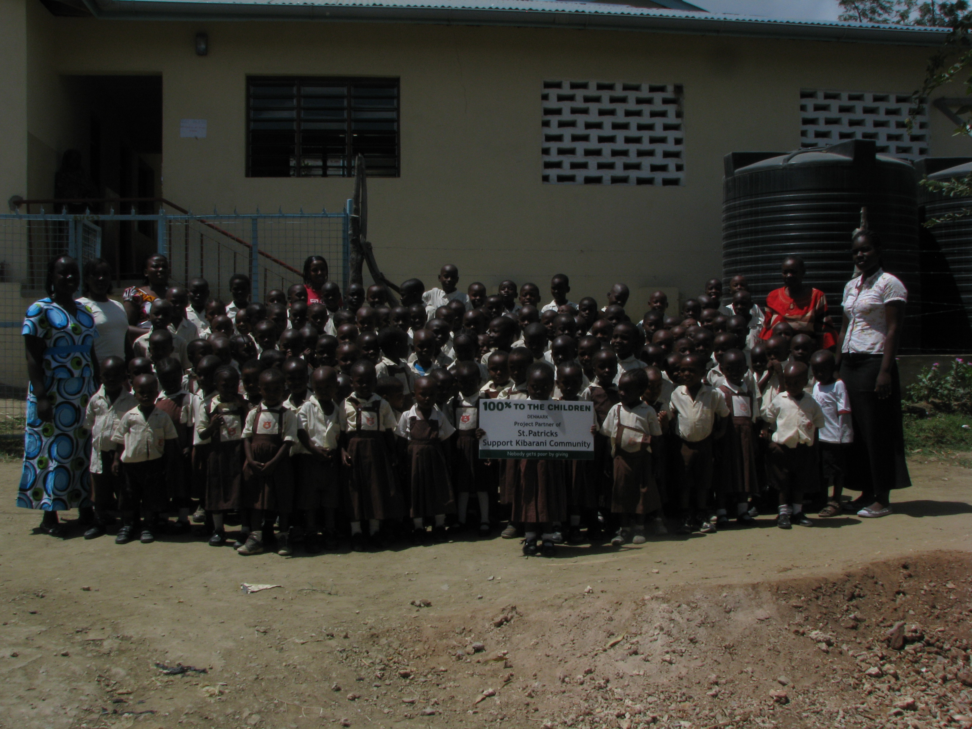 Kibarani Community School 2012 002