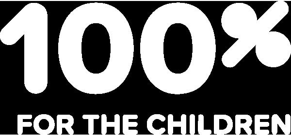 100% for Børnene